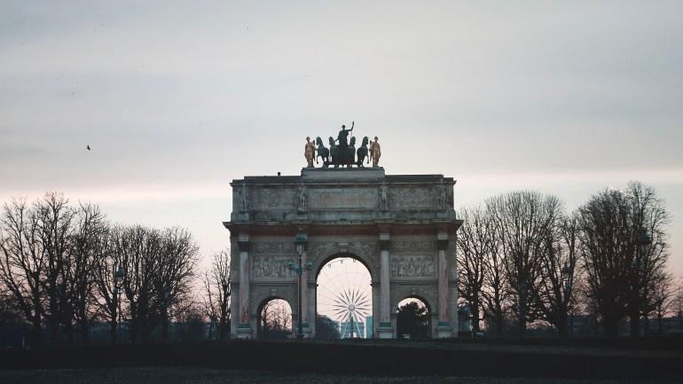 Paris, c'était la gaieté, Paris II