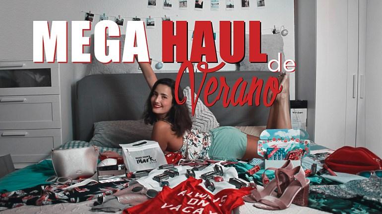 MEGA HAUL DE VERANO