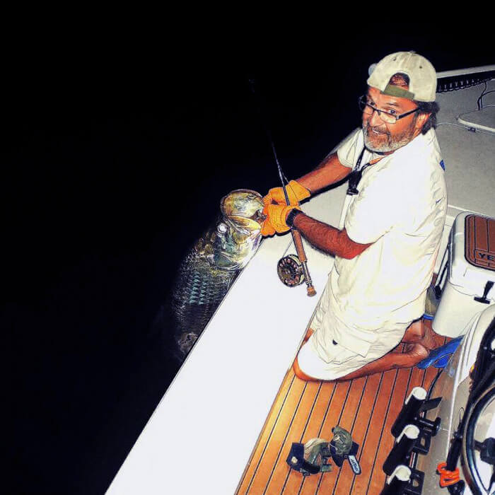 night tarpon charters