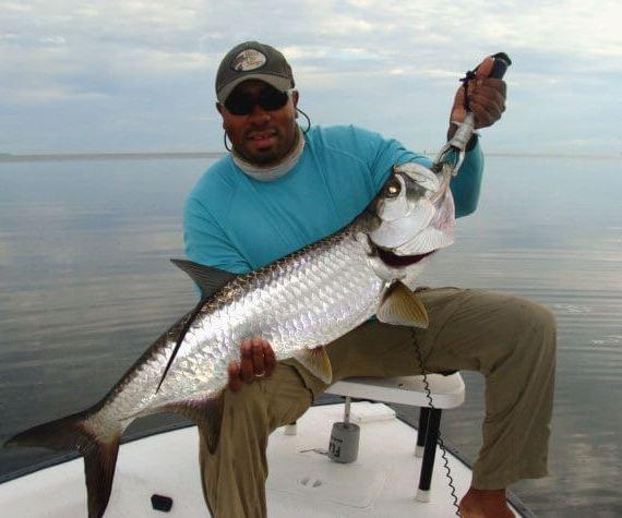 Miami inshore fishing captain
