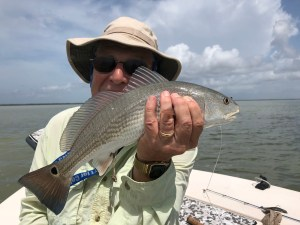 Everglades flats fishing
