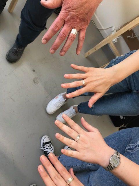 Silverkupe-Ring Making Workshop