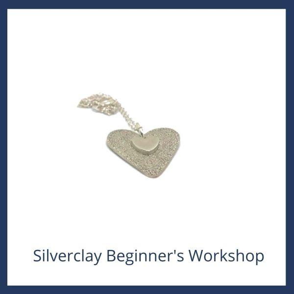 Silverkupe Silverclay Beginners workshop