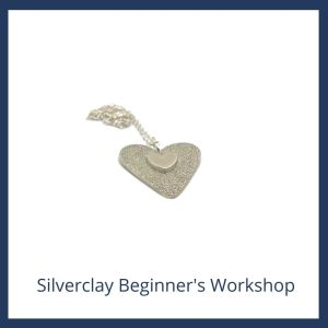 Silverkupe Silverclay Beginners workshop
