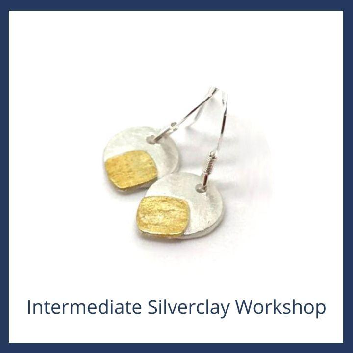Silverkupe Silverclay Internediate Workshop