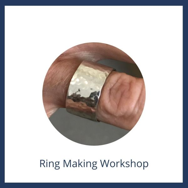 Silverkupe Sterling Silver Ring Making