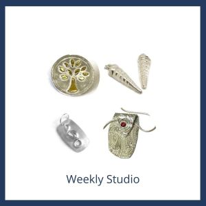 Silverkupe Silverclay Weekly Studio