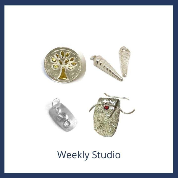 Silverkupe Silverclay Weekly Studio
