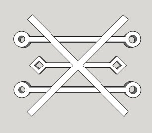 SilverkupeAlchemySymbol3Dmodel