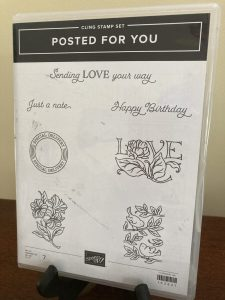 Posted for You Stamp Set