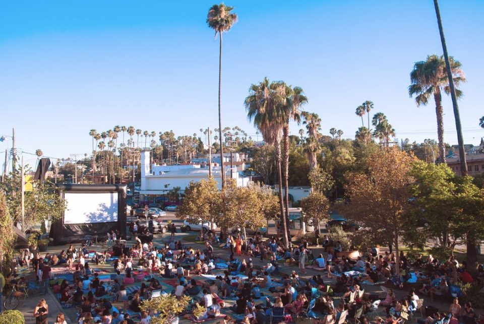 Outdoor Movies in LA