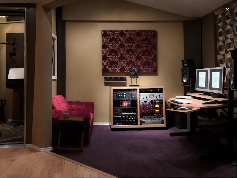 Recording Studios Hollywood