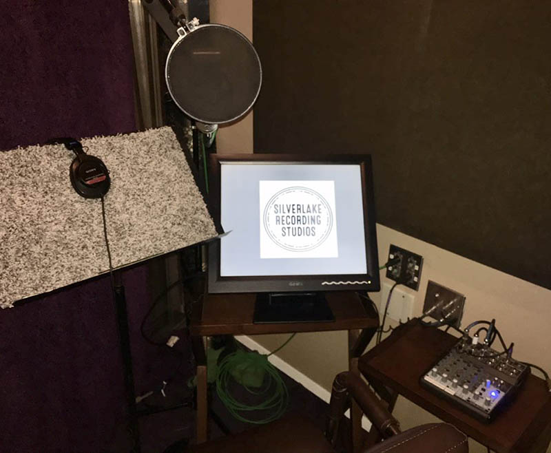 Professional Voice Over Facility in Silver Lake