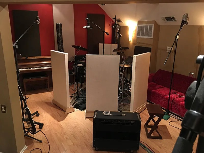 Recording Studio in Los Angeles
