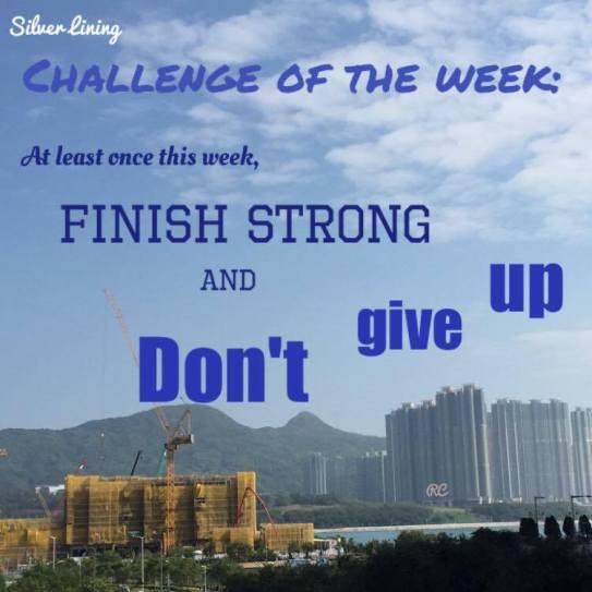 https://silverliningcommunity.wordpress.com/2016/01/25/challenge-of-the-week-finish-strong/