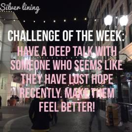 https://silverliningcommunity.wordpress.com/2016/02/29/challenge-of-the-week-deep-conversation/