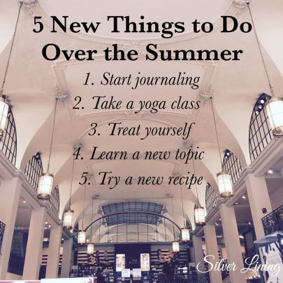https://silverliningcommunity.wordpress.com/2016/06/15/things-to-do-over-the-summer/