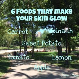 https://silverliningcommunity.wordpress.com/2016/07/06/6-foods-that-make-your-skin-glow/