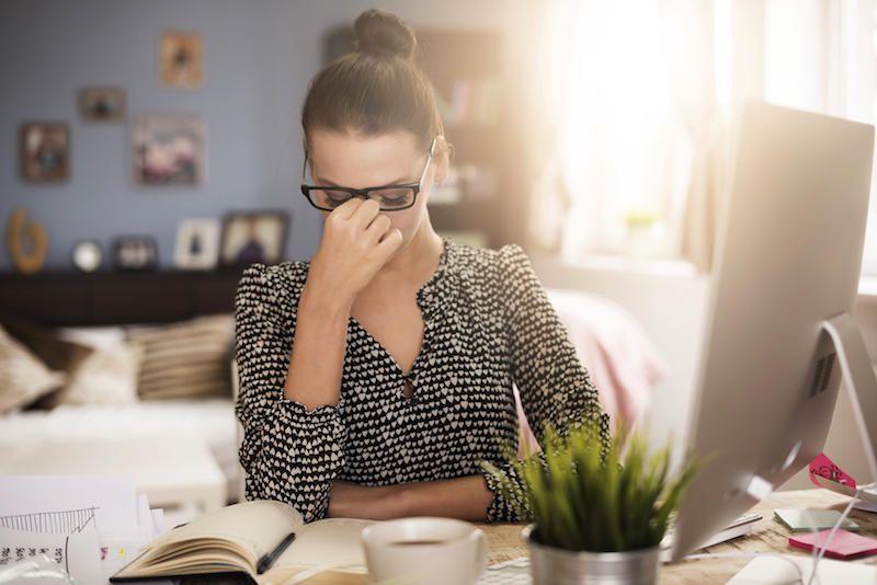Stressed at work? How to get to the root of the problem