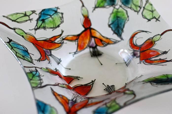 Glassware - Carrie Paxton, Edinburgh