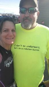 My favorite race shirt!