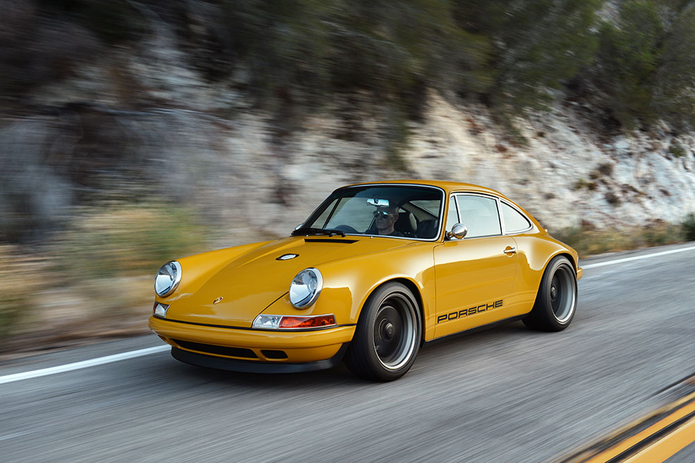 All You Ever Wanted to Know About The Singer 911