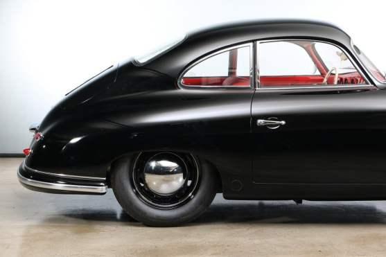 1952 Porsche 356 1300 Pre A Coupe-10