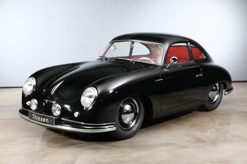 1952  Porsche 356 1300 Pre A Coupe