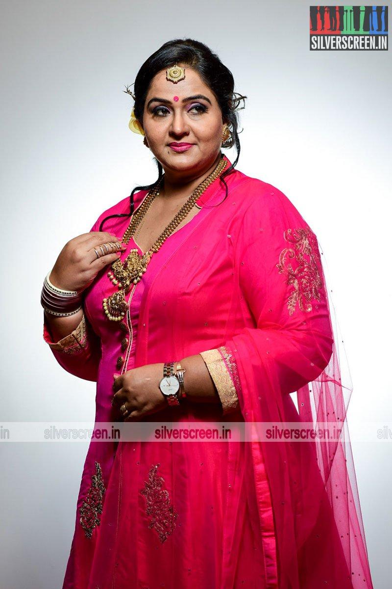 Actress Radha 25th Year Wedding Anniversary Celebration