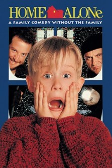 Poster Home Alone 1990