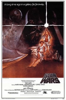 Poster Star Wars (1977)