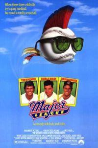 Poster Major League 1989