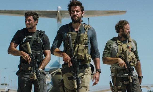 13 Hours the Secret Soldiers of Benghazi (2016) 3