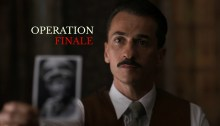 Michael Aronov stars as Zvi Aharoni in OPERATION FINALE, written by Matthew Orton and directed by Chris Weitz, a Metro Goldwyn Mayer Pictures film.