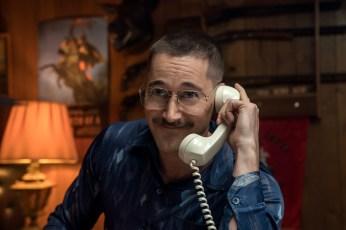 Ryan Eggold stars as Walter Breachway in Spike Lee's BlacKkKlansman, a Focus Features release. Credit: David Lee / Focus Features