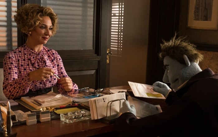 Maya Rudolph stars in The Happytime Murders