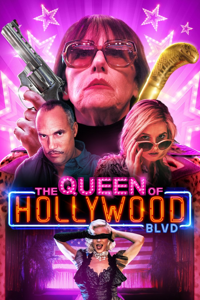 Queen of Hollywood Blvd (2018) 0