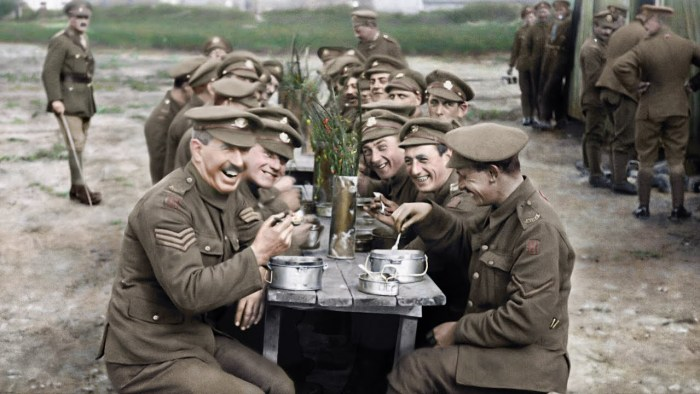 They Shall Not Grow Old (2018) 1