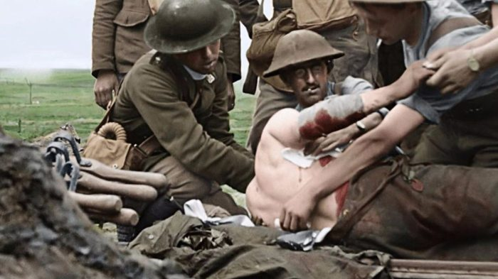 They Shall Not Grow Old (2018) 5