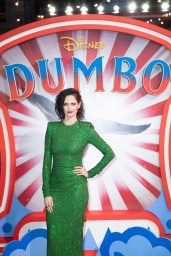 Eva Green attends the European Premiere of Disney's ÒDumboÓ on February 27, 2019 in London, UK