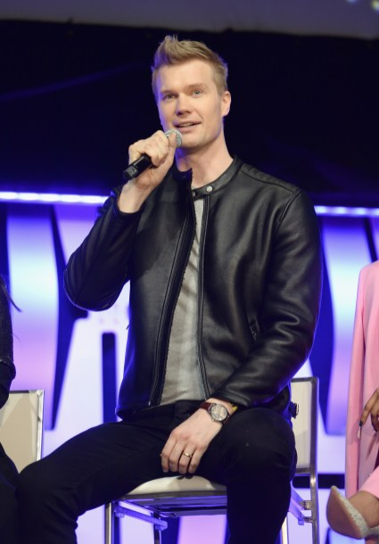 """CHICAGO, IL - APRIL 12: Joonas Suotamo (Chewbacca) onstage during """"The Rise of Skywalker"""" panel at the Star Wars Celebration at McCormick Place Convention Center on April 12, 2019 in Chicago, Illinois. (Photo by Daniel Boczarski/Getty Images for Disney ) *** Local Caption *** Joonas Suotamo"""
