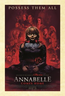 Annabelle Comes Home (2019) Poster 2