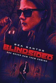 Blindsided (2018) Poster 1