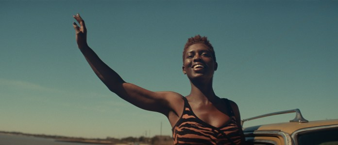 Jodie Turner-Smith as Queen in Queen & Slim, directed by Melina Matsoukas.