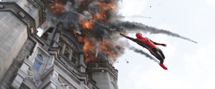 Spider-Man: Far from Home (2019) Sony Pictures