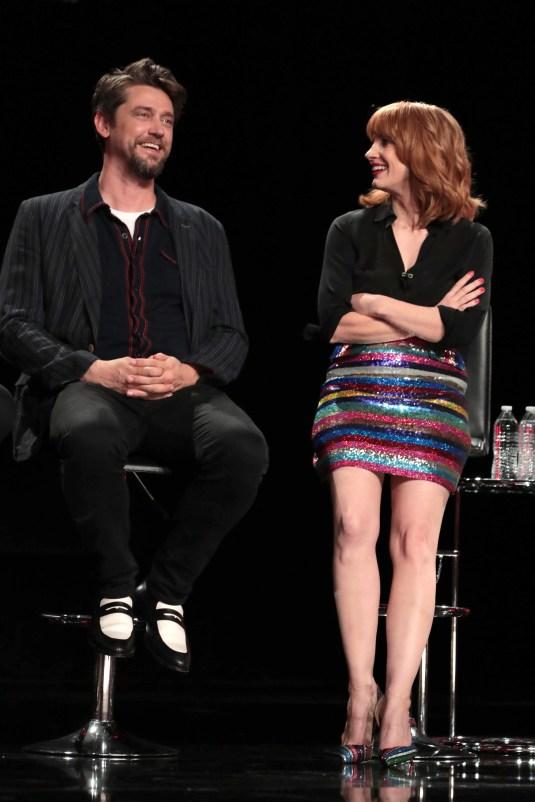 Andy Muschietti, Director, Jessica Chastain