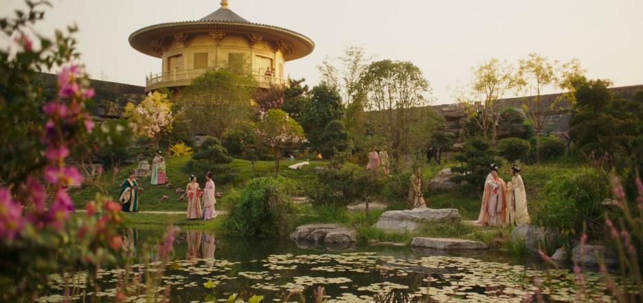 Disney's MULAN..Photo: Film Frame..© 2019 Disney Enterprises, Inc. All Rights Reserved.