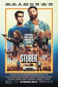 Stuber (2019) Poster 2