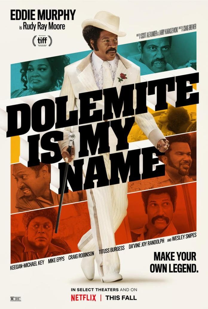 DOLEMITE IS MY NAME! - 2019 - NETFLIX