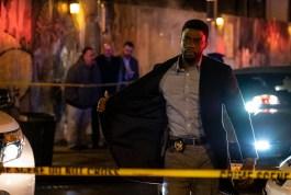 Chadwick Boseman stars in 21 Bridges